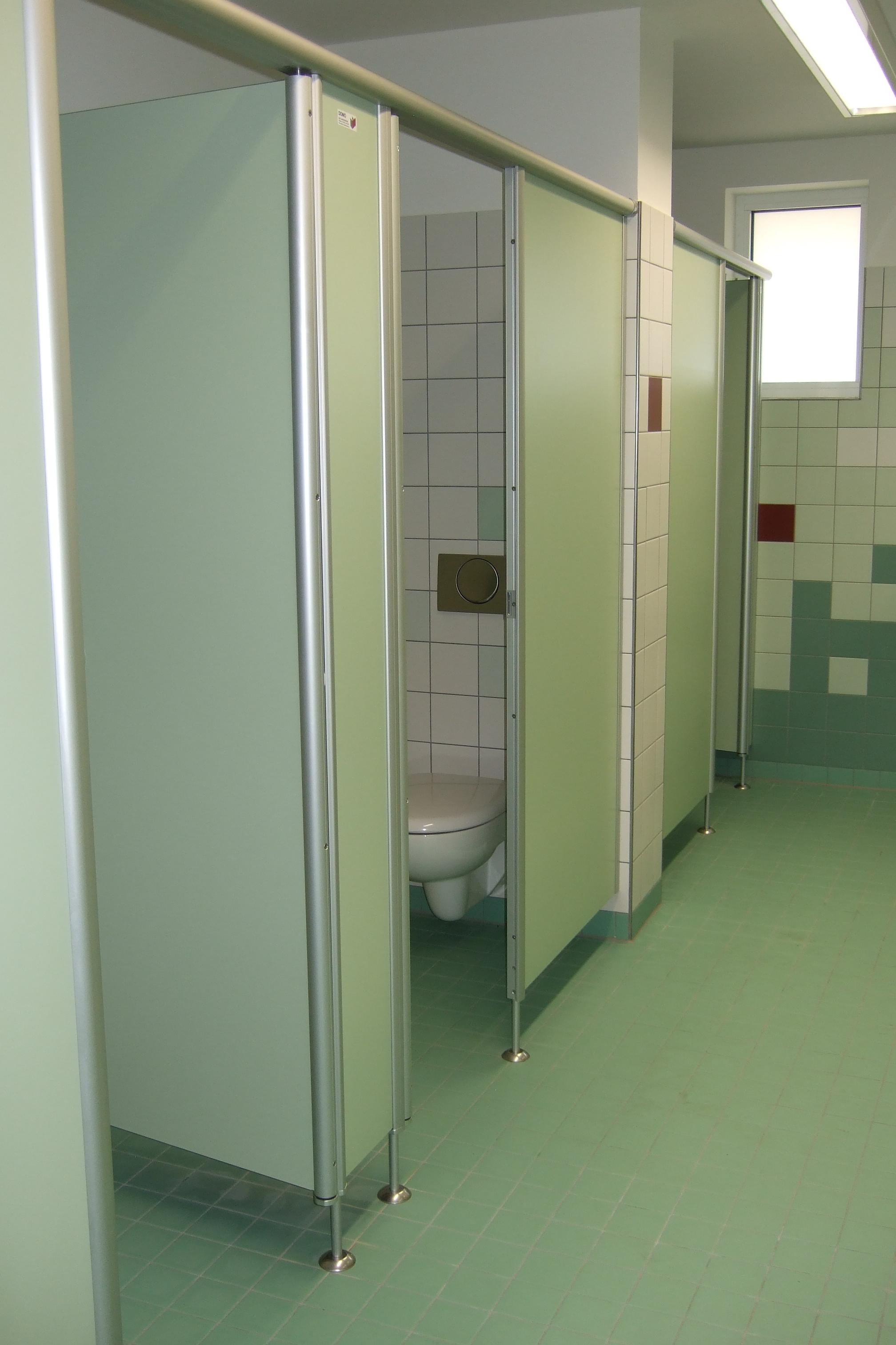 DOMO WC-Trennwände