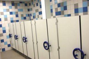 WC-Trennwände
