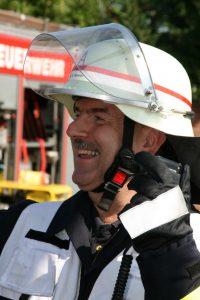 Manfred Remmel Feuerwehr