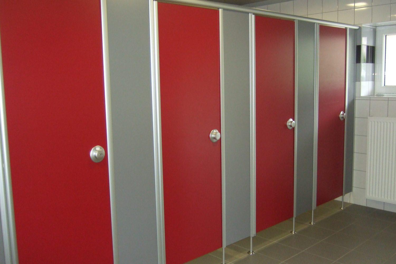 WC-Trennwände DOMO